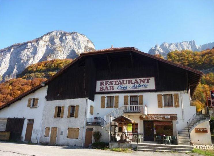 Restaurant Chez Arlette Magland